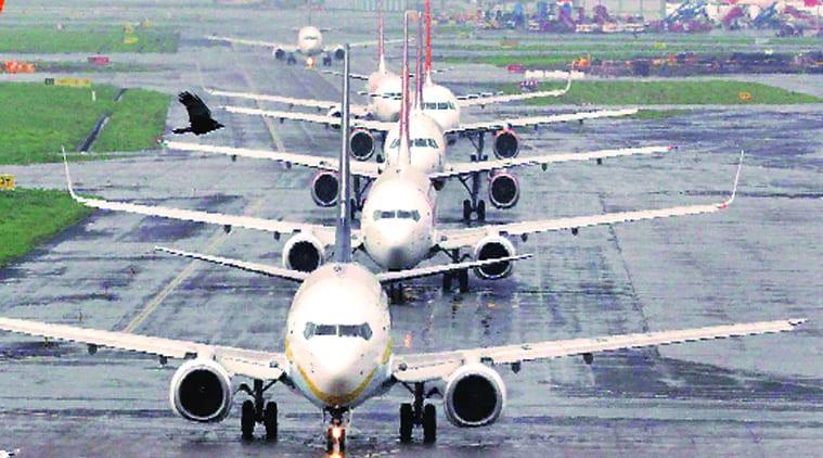 Webcam system chandigarh international airport