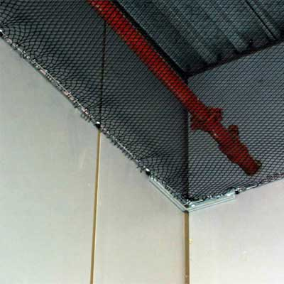 Mesh Bird Exclusion Netting 3 4 Quot Pigeon Patrol Products